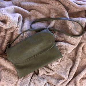 Olive Green Crossbody By Street Level